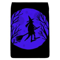 Halloween witch - blue moon Flap Covers (L)