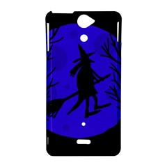 Halloween witch - blue moon Sony Xperia V