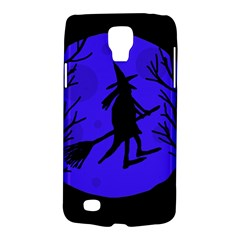 Halloween witch - blue moon Galaxy S4 Active