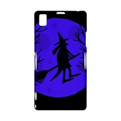 Halloween witch - blue moon Sony Xperia Z1
