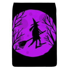 Halloween witch - Purple moon Flap Covers (L)