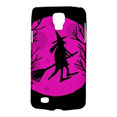 Halloween witch - pink moon Galaxy S4 Active