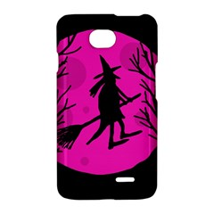 Halloween witch - pink moon LG Optimus L70