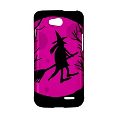 Halloween witch - pink moon LG L90 D410