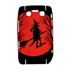 Halloween witch - red moon Bold 9700