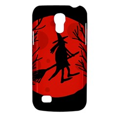Halloween witch - red moon Galaxy S4 Mini