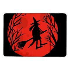 Halloween witch - red moon Samsung Galaxy Tab Pro 10.1  Flip Case