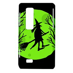 Halloween witch - green moon LG Optimus Thrill 4G P925