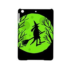 Halloween witch - green moon iPad Mini 2 Hardshell Cases