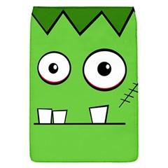 Halloween Frankenstein - green Flap Covers (S)