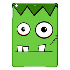 Halloween Frankenstein - green iPad Air Hardshell Cases