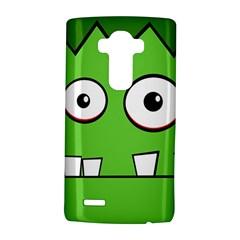 Halloween Frankenstein   Green Lg G4 Hardshell Case