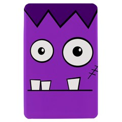 Halloween Frankenstein - Purple Kindle Fire (1st Gen) Hardshell Case