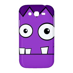 Halloween Frankenstein - Purple Samsung Galaxy Grand DUOS I9082 Hardshell Case