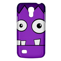 Halloween Frankenstein - Purple Galaxy S4 Mini