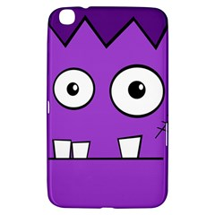 Halloween Frankenstein - Purple Samsung Galaxy Tab 3 (8 ) T3100 Hardshell Case