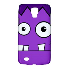 Halloween Frankenstein - Purple Galaxy S4 Active