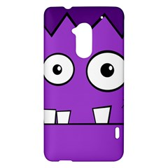 Halloween Frankenstein - Purple HTC One Max (T6) Hardshell Case