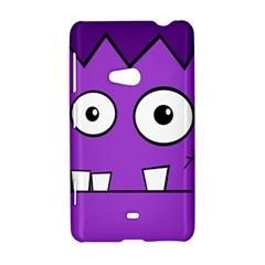 Halloween Frankenstein - Purple Nokia Lumia 625