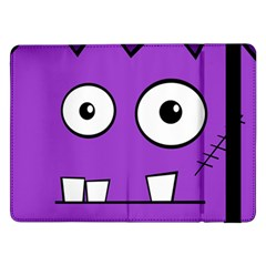 Halloween Frankenstein - Purple Samsung Galaxy Tab Pro 12.2  Flip Case