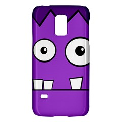 Halloween Frankenstein - Purple Galaxy S5 Mini