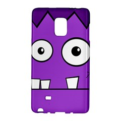 Halloween Frankenstein - Purple Galaxy Note Edge