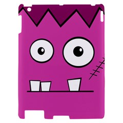 Halloween Frankenstein - pink Apple iPad 2 Hardshell Case