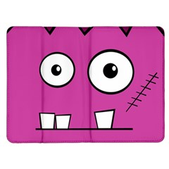 Halloween Frankenstein - pink Kindle Fire (1st Gen) Flip Case