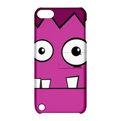 Halloween Frankenstein - pink Apple iPod Touch 5 Hardshell Case with Stand