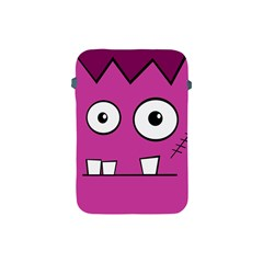 Halloween Frankenstein - pink Apple iPad Mini Protective Soft Cases