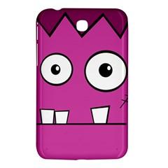 Halloween Frankenstein - pink Samsung Galaxy Tab 3 (7 ) P3200 Hardshell Case
