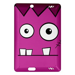 Halloween Frankenstein - pink Amazon Kindle Fire HD (2013) Hardshell Case