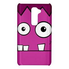 Halloween Frankenstein - pink LG G2