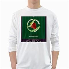 Wimbledon 2016  White Long Sleeve T-Shirts