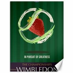 Wimbledon 2016  Canvas 36  x 48