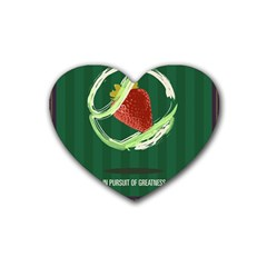 Wimbledon 2016  Rubber Coaster (Heart)