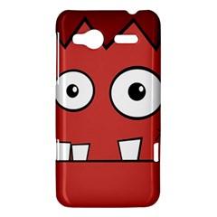 Halloween Frankenstein - Red HTC Radar Hardshell Case