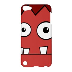 Halloween Frankenstein - Red Apple iPod Touch 5 Hardshell Case
