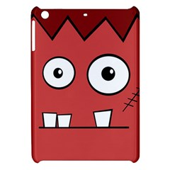 Halloween Frankenstein - Red Apple iPad Mini Hardshell Case