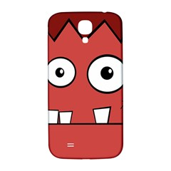 Halloween Frankenstein - Red Samsung Galaxy S4 I9500/I9505  Hardshell Back Case