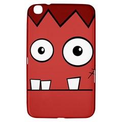 Halloween Frankenstein - Red Samsung Galaxy Tab 3 (8 ) T3100 Hardshell Case