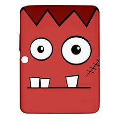 Halloween Frankenstein - Red Samsung Galaxy Tab 3 (10.1 ) P5200 Hardshell Case