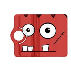 Halloween Frankenstein - Red Kindle Fire HD (2013) Flip 360 Case