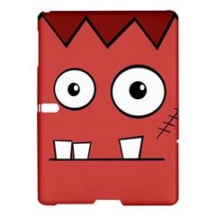 Halloween Frankenstein - Red Samsung Galaxy Tab S (10.5 ) Hardshell Case