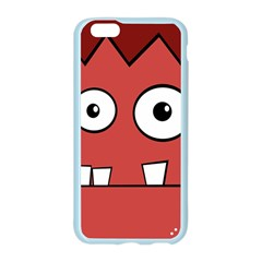 Halloween Frankenstein - Red Apple Seamless iPhone 6/6S Case (Color)