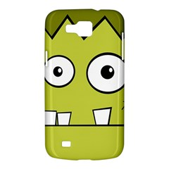 Halloween Frankenstein -Yellow Samsung Galaxy Premier I9260 Hardshell Case