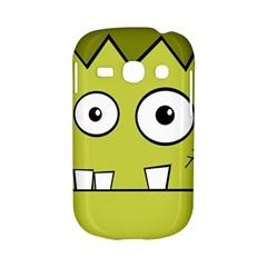 Halloween Frankenstein -Yellow Samsung Galaxy S6810 Hardshell Case