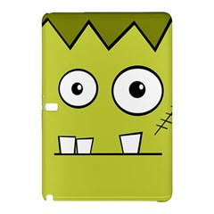 Halloween Frankenstein -Yellow Samsung Galaxy Tab Pro 10.1 Hardshell Case