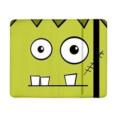 Halloween Frankenstein -Yellow Samsung Galaxy Tab Pro 8.4  Flip Case