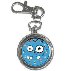 Halloween Frankenstein - Blue Key Chain Watches